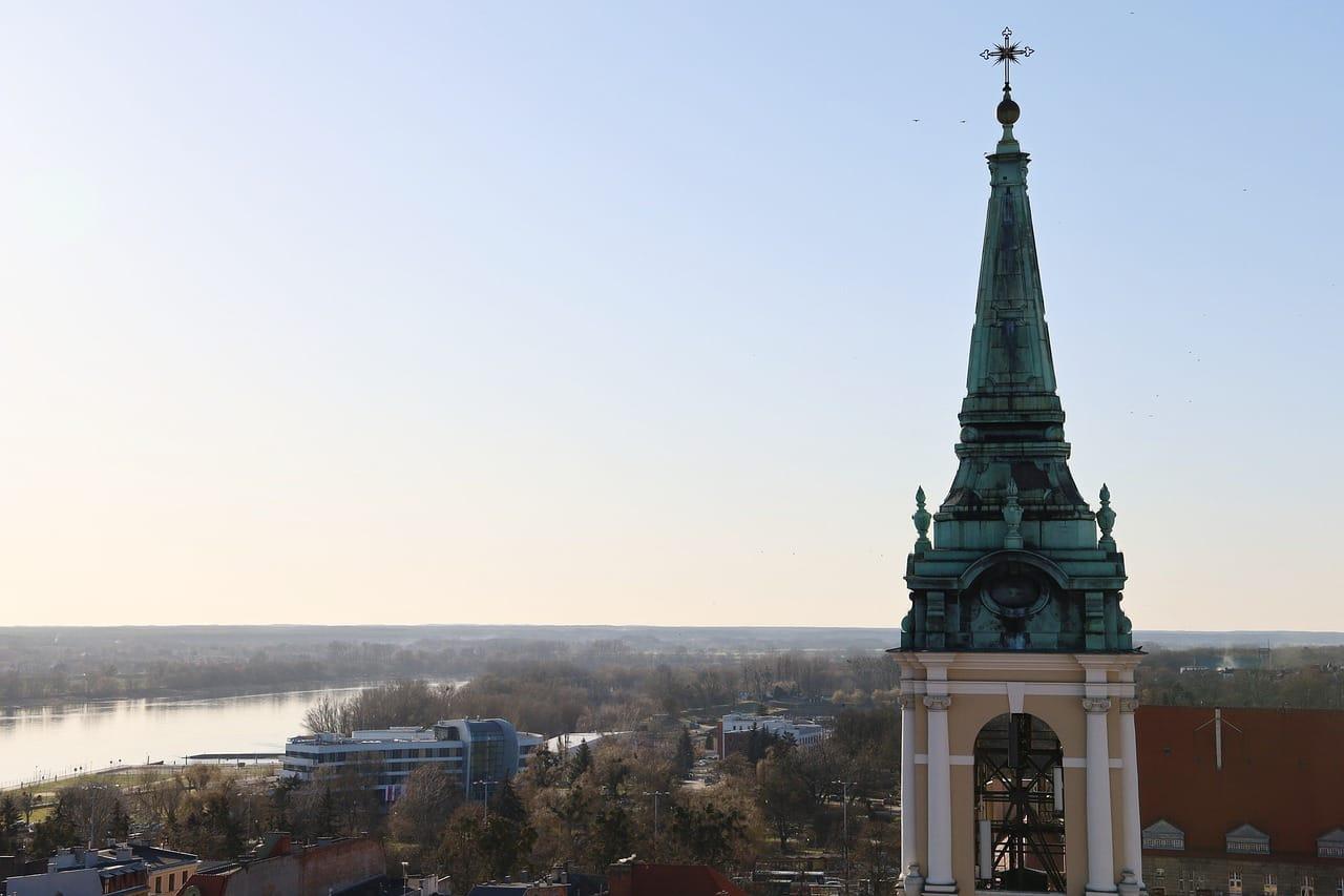 Kościoły w Toruniu