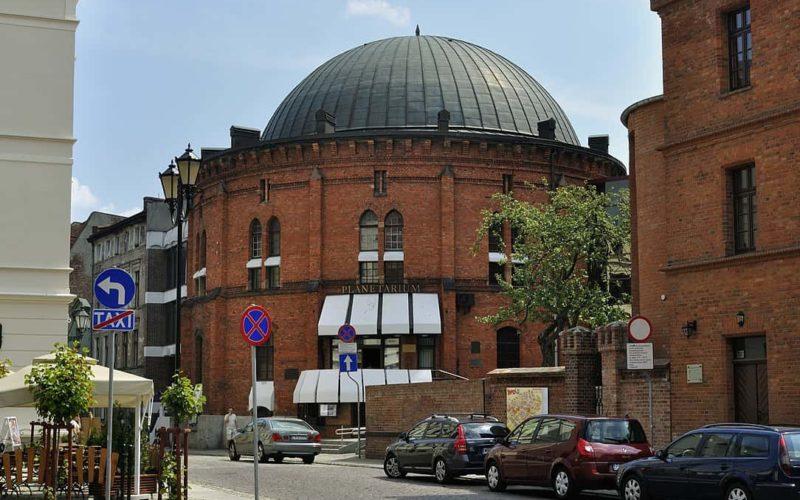 Planetarium w Toruniu