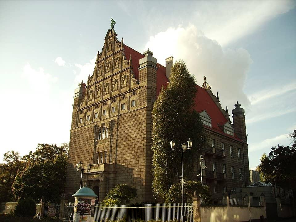 Uniwersytet Kopernika i Obserwatorium Astronomiczne